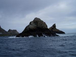 San Francisco's Farallon Islands