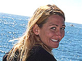 Incredible Adventures dive instructor Julia Bissinger.